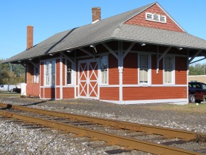 Historic Railroad Station
