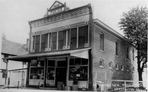Greenwood Store 1910