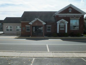 Greenwood Municipal Building